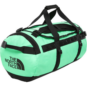 The North Face Base Camp Duffelilaukku M, chlorophyll green/tnf black